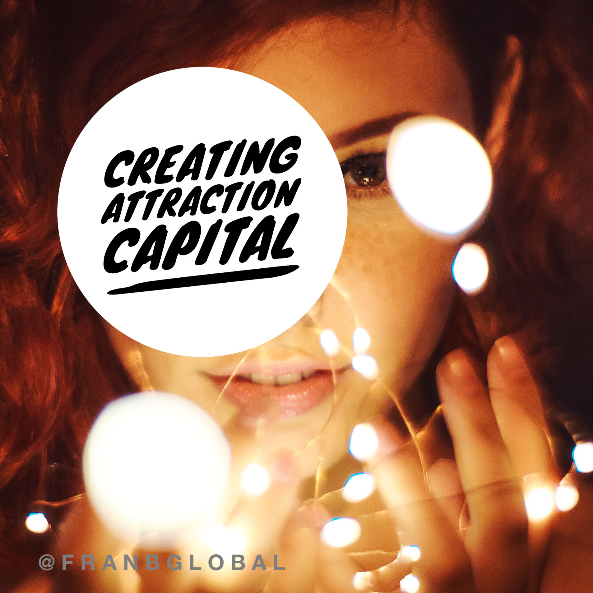 Attraction Capital by Fran Boorman