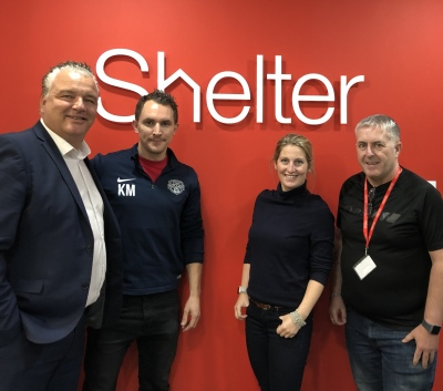 Goal 17 partner with Shelter