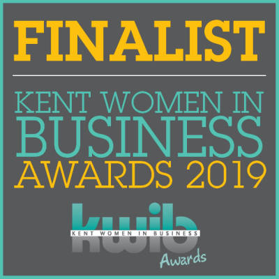Finalist in the KWiB Awards