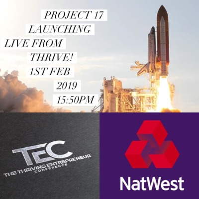 Fran Boorman NatWest Entrepreneur Speaker Keynote Project 17