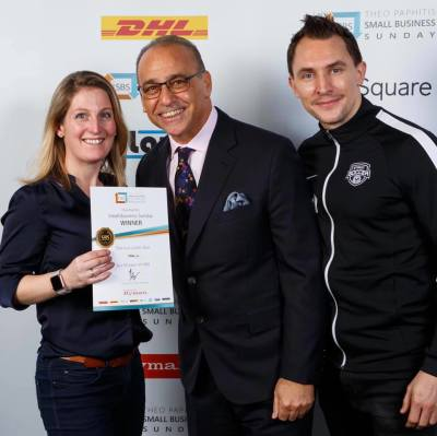Winner of Theo Paphitis #SBS